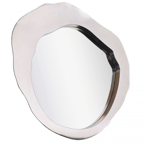 Picture of Miller Silver Metal Mirror